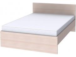 Кровать с ортопедическим основанием К14 молочный дуб