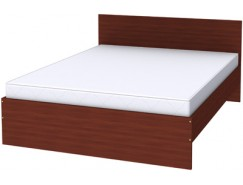 Кровать с ортопедическим основанием К16 итальянский орех