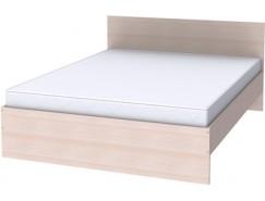 Кровать с ортопедическим основанием К16 молочный дуб