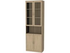 Шкаф для книг 207 дуб сонома