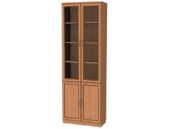 Шкаф для книг 206 ольха