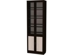 Шкаф для книг 200 венге