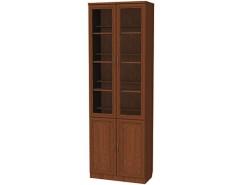 Шкаф для книг 200 дуб