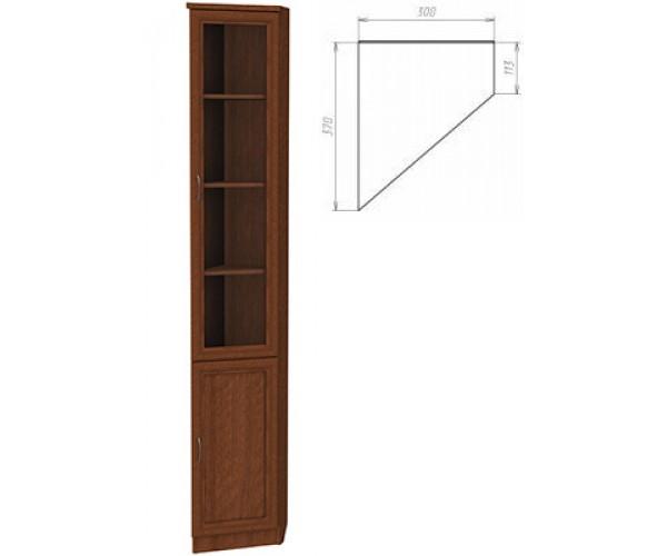 Шкаф для книг 208 дуб