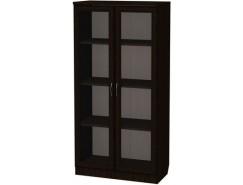 Шкаф для книг 214 венге