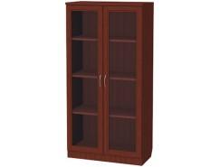 Шкаф для книг 214 итальянский орех