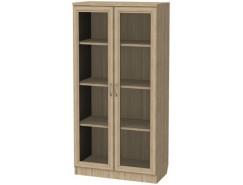 Шкаф для книг 214 дуб сонома
