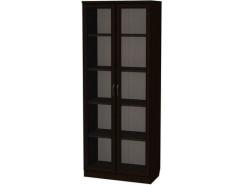 Шкаф для книг 218 венге