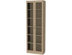 Шкаф для книг 224 дуб сонома