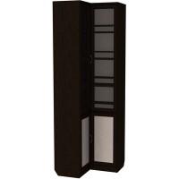 Шкаф для книг угловой 211 венге