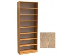Шкаф для книг открытый ШК-2/3 дуб сонома