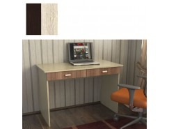 Стол письменный СТ-9 венге/дуб сонома