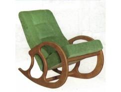 """Кресло-качалка """"Вега"""" шир. (I) лак"""
