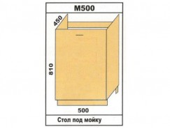 Кухня Лора М500