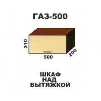 Кухня Шимо ГАЗ500