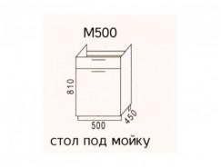 Кухня Эра М500