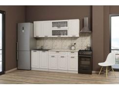 МН для кухни Агава 2 м белый\лиственница светлая