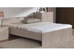 Кровать Мелисса 800 мм шимо светлый