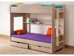 Двухъярусная кровать 900*1900 шимо светлый