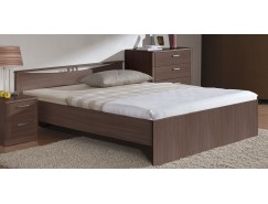 Кровать Мелисса 800 мм шимо темный