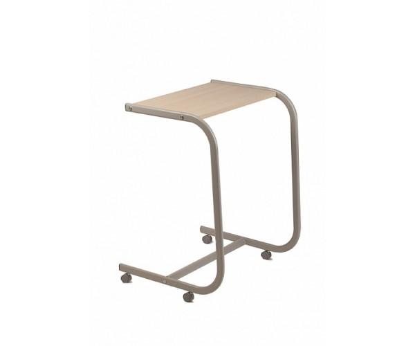 Стол ПРАКТИК-1 беленый дуб